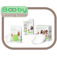 Booby Loving Care - Breast Pads, Nipple Shields & Cream