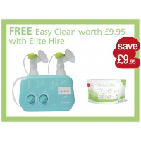 Elite Breastpump Rental - 14 Days