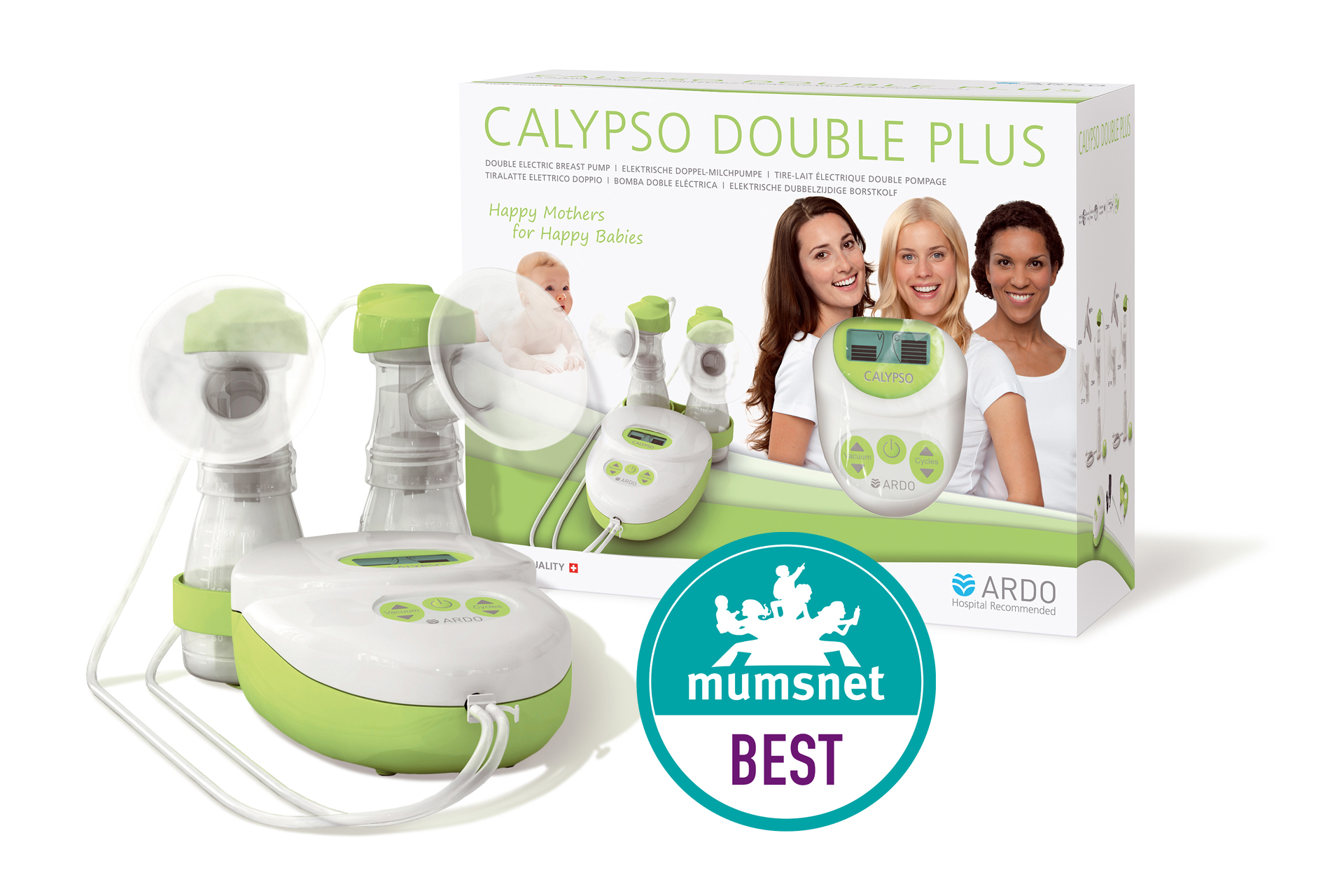 Ardo Breastpumps Mumsnet Best Breast Pump 2018 Winners